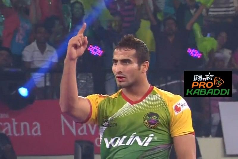 5 best Indian players in Star Sports Pro Kabaddi