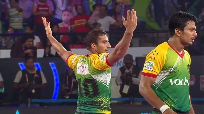 Pro Kabaddi: Patna Pirates beat Puneri Paltan 32-28 at home