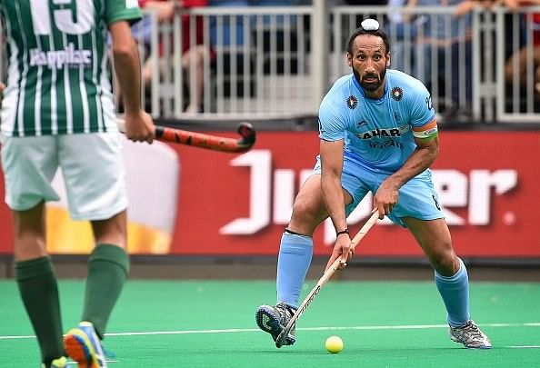 Why the members of the Indian Men's hockey team are a fortunate lot