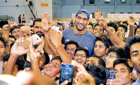 Satnam Singh Bhamara believes hard work and focus and not height or weight are critical to become a good basketball player