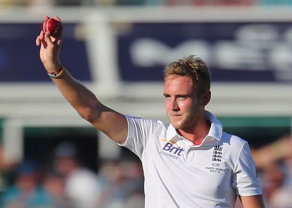 Records and milestones by Stuart Broad in the 4th Ashes Test