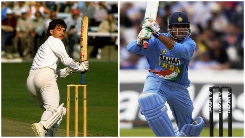 Mark Waugh vs Sourav Ganguly - A statistical comparison of two elegant batsmen