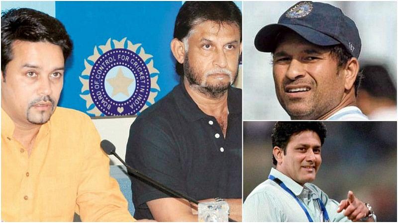 Former India legends' cricket involvement under conflict of interest scanner