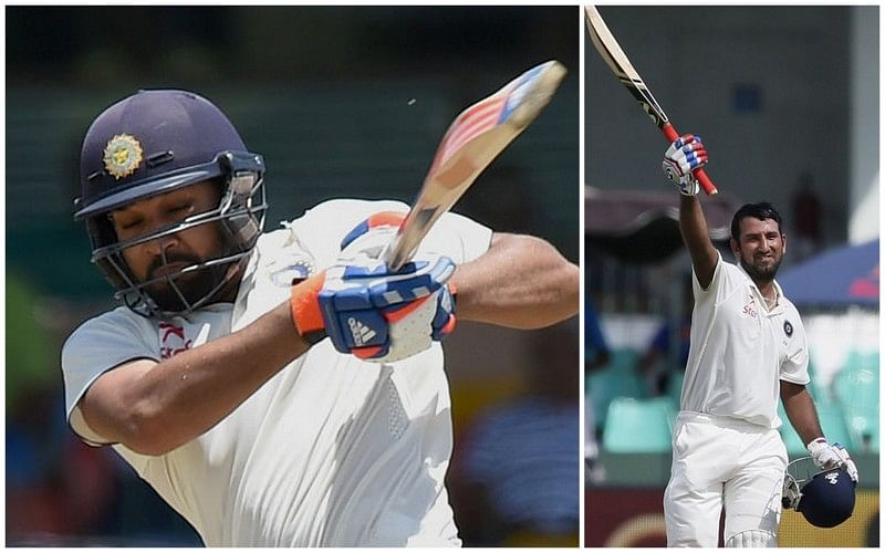 Cheteshwar Pujara vs Rohit Sharma: All batsmen are equal, some more equal than others