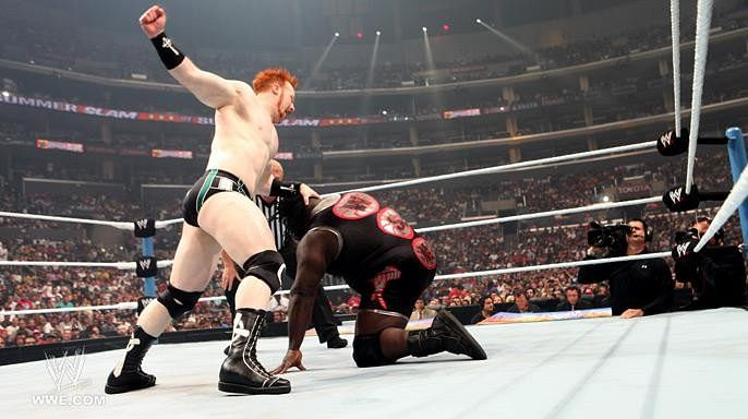 Best matches of Sheamus at SummerSlam