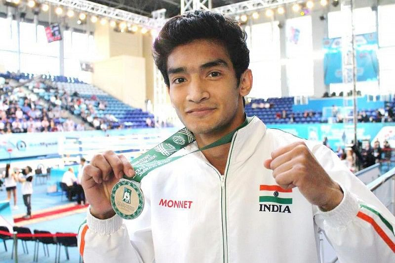 Top Indian pugilists advance in Asian Boxing Championships