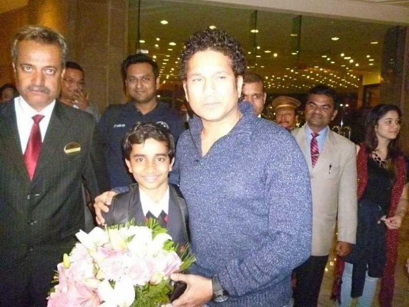 10-year-old Indian golf prodigy Jaglan loses to Kournikova