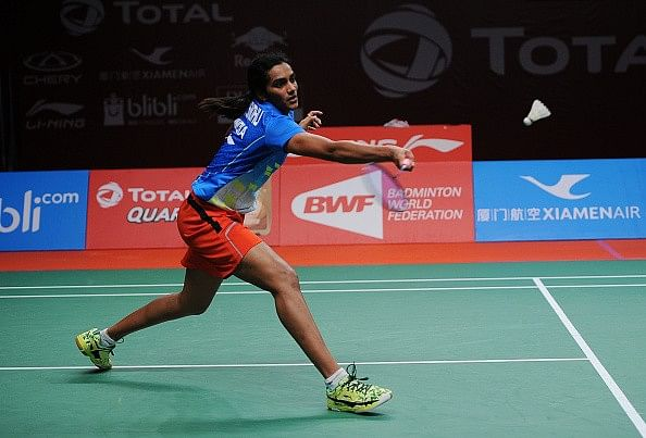 PV Sindhu says sealing a Rio Olympics berth is among her primary objectives