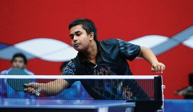 Ghosh, Manika labour for TT titles