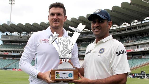 BCCI and Cricket South Africa name future series Mahatma Gandhi - Nelson Mandela Series