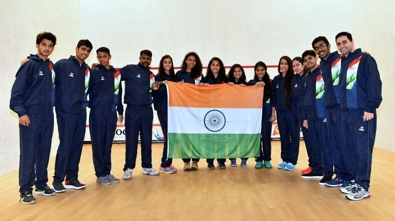 World Junior Squash Championships: India ensure place in top eight
