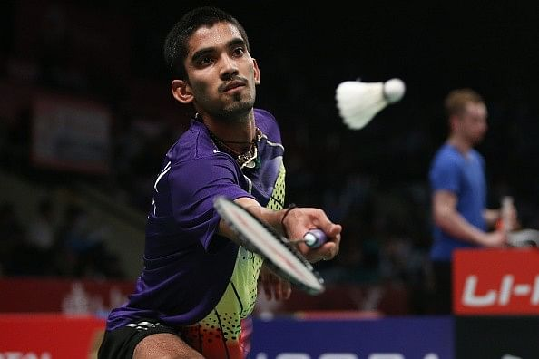 2015 World Championships - Kidambi Srikanth knocked out