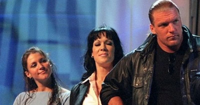 Triple h Chyna dating tyrkisk