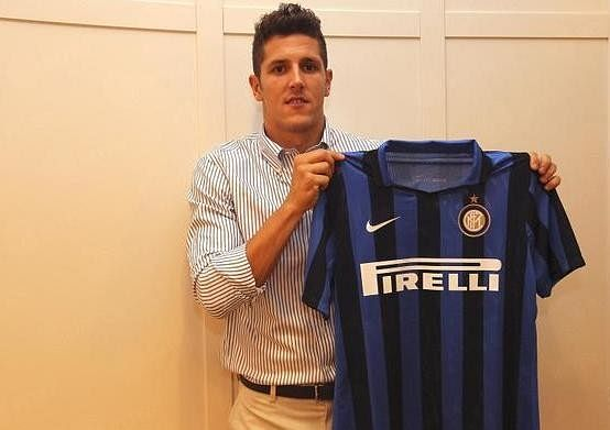 Inter Milan confirm signing of Stevan Jovetic from Manchester City