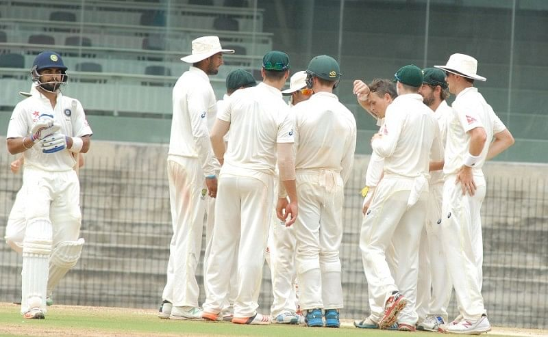 Australia A hammer India A by 10 wickets, win series 1-0