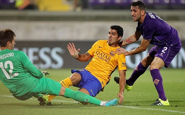 Highlights: Barcelona lose 1-2 to Fiorentina in International Champions Cup