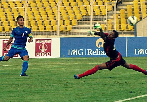 5 best goals by Indian Captain Sunil Chhetri