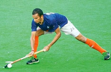 Interview with striker SV Sunil: India Hockey on right track with Oltmans