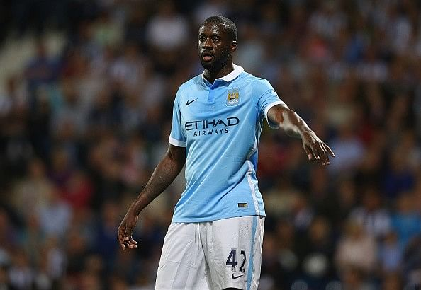 Video: No Manchester City players in Yaya Toure's ultimate 5-a-side team