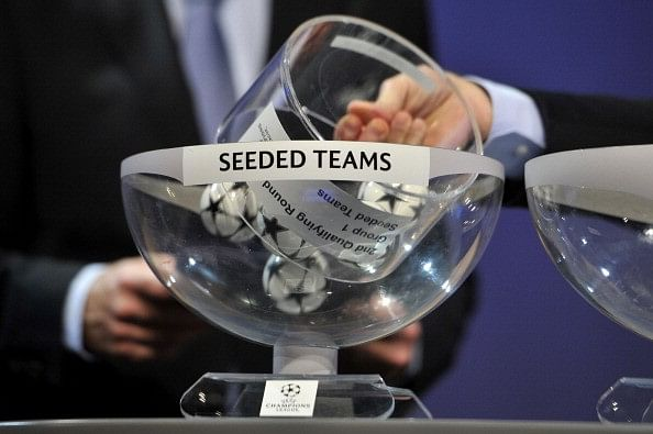 Pots and seedings for 2015/16 Champions League Group Stage draw confirmed