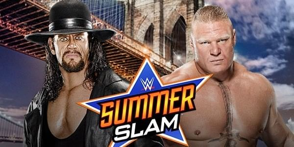 SummerSlam betting odds: Favourite in The Undertaker-Lesnar match?