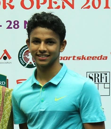 Indian team for youth Commonwealth games squash  announced