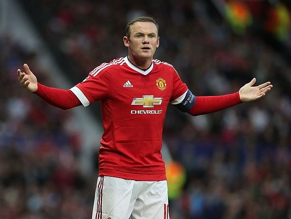 Manchester United skipper Wayne Rooney not concerned by his lack of goals