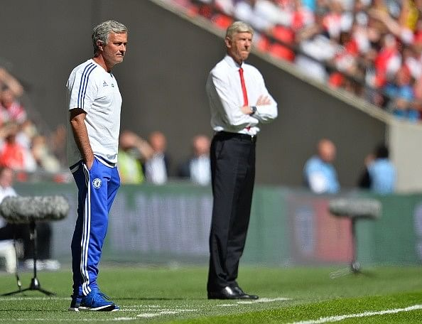 Be careful what you wish for Arsenal, you just might get it from Chelsea in the long run