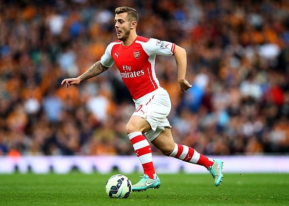 Jack Wilshere: Another extinguished talent from world football?
