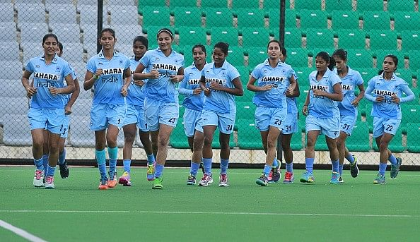 Indian Women's hockey team qualifies for 2016 Rio Olympics