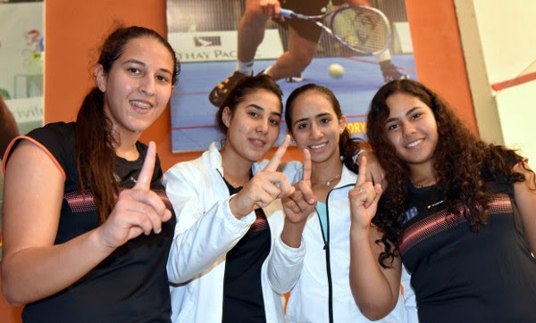 Egypt & USA to repeat World Junior Final