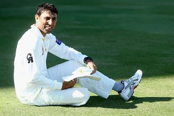 Younis Khan credits Rahul Dravid for progress as batsman