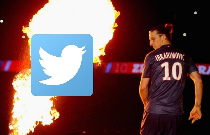 Why Zlatan Ibrahimovic is the most entertaining football on Twitter