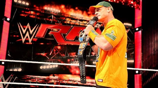 John Cena's booking leaves no room for the evolution of new stars in WWE