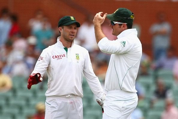 AB de Villiers talks about taking over the captaincy from Graeme Smith