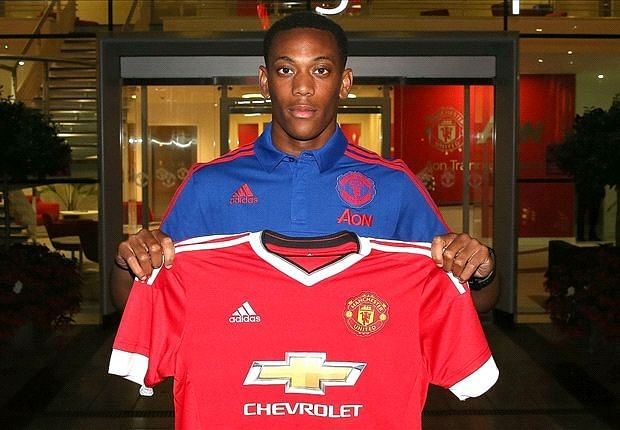 Anthony Martial thinks it's