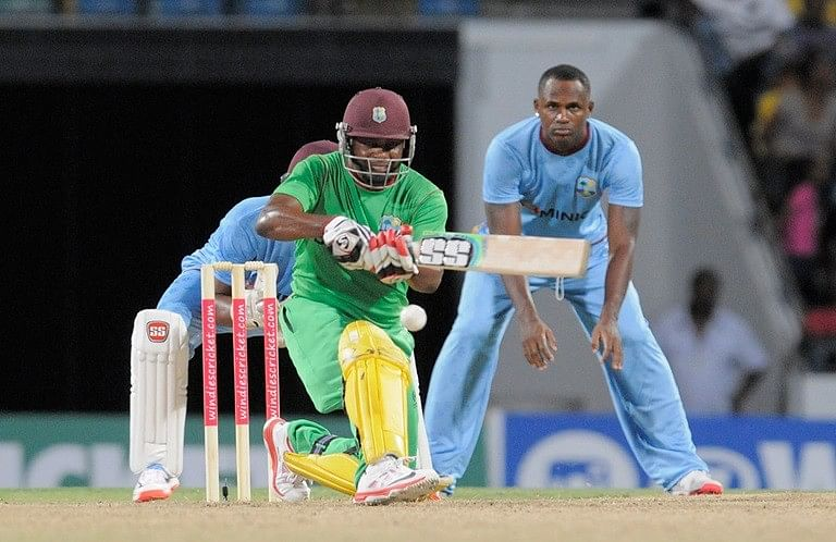 Brian Lara shines in losing cause in charity T20 match for Dominica victims
