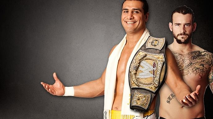 Alberto Del Rio talks fighting CM Punk in the UFC, whether Punk would fight and more