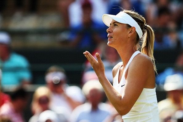 Maria Sharapova: going for gold at the IPTL