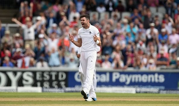 James Anderson admits altering of pitches helped England in Ashes