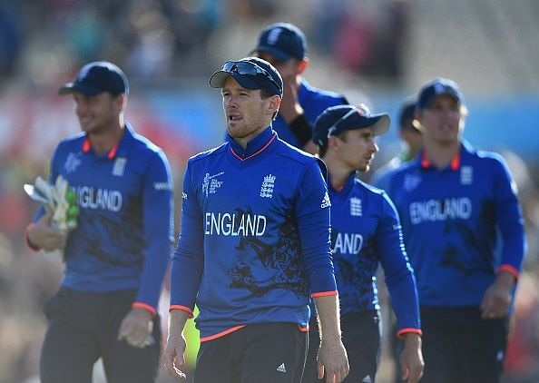 Eoin Morgan's Facebook Q&A session with his fans