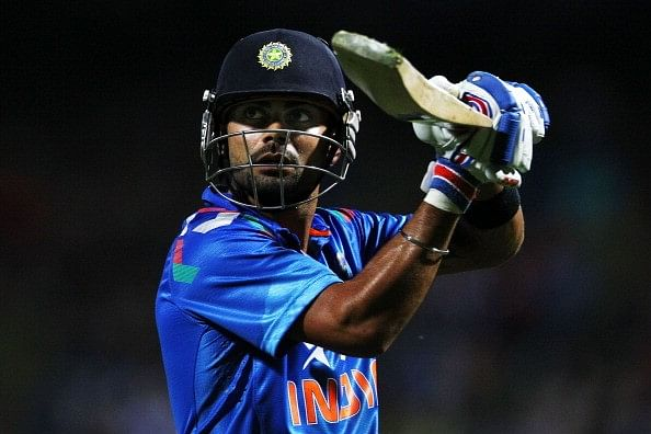 Virat Kohli could lose his T20I no.1 rank in the upcoming India-South Africa series