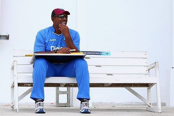 West Indies coach Phil Simmons asked to explain controversial statements