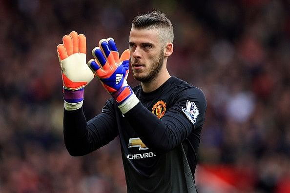 Reports: Manchester United set to offer David De Gea a new contract