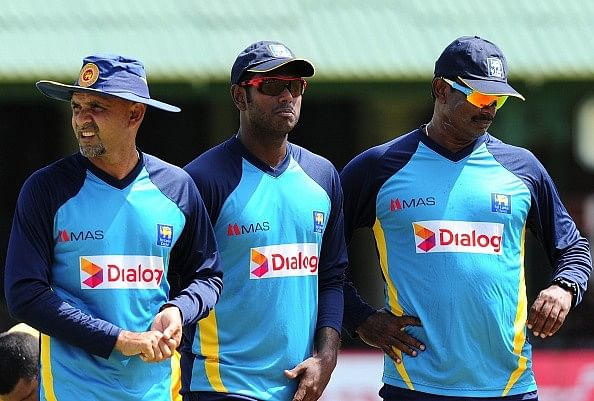 Marvan Attapatu resigns as Sri Lanka's head coach