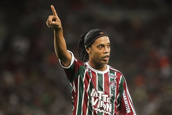 Fluminense terminates Ronaldinho's contract after just nine games