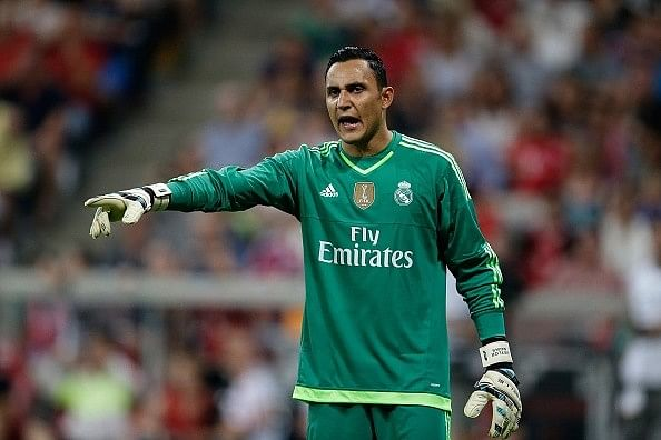 Keylor Navas admits he cried when his move to Manchester United broke down