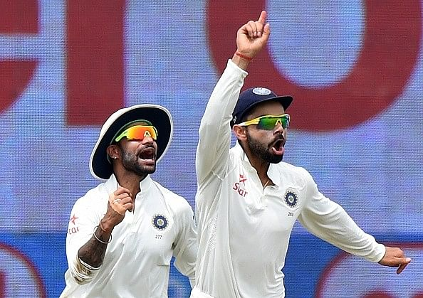 Shikhar Dhawan enjoys the captaincy of both Virat Kohli and MS Dhoni
