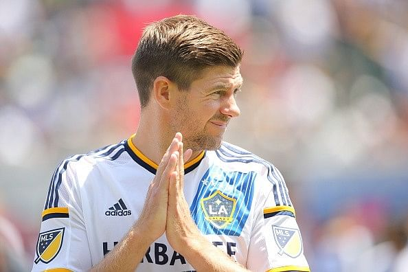 Steven Gerrard would loved to have stayed at Liverpool in a part-player and part-coach role
