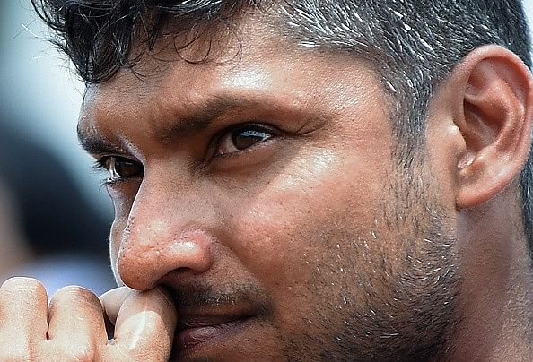 Kumar Sangakkara apologizes after an obscene tweet is posted from his account